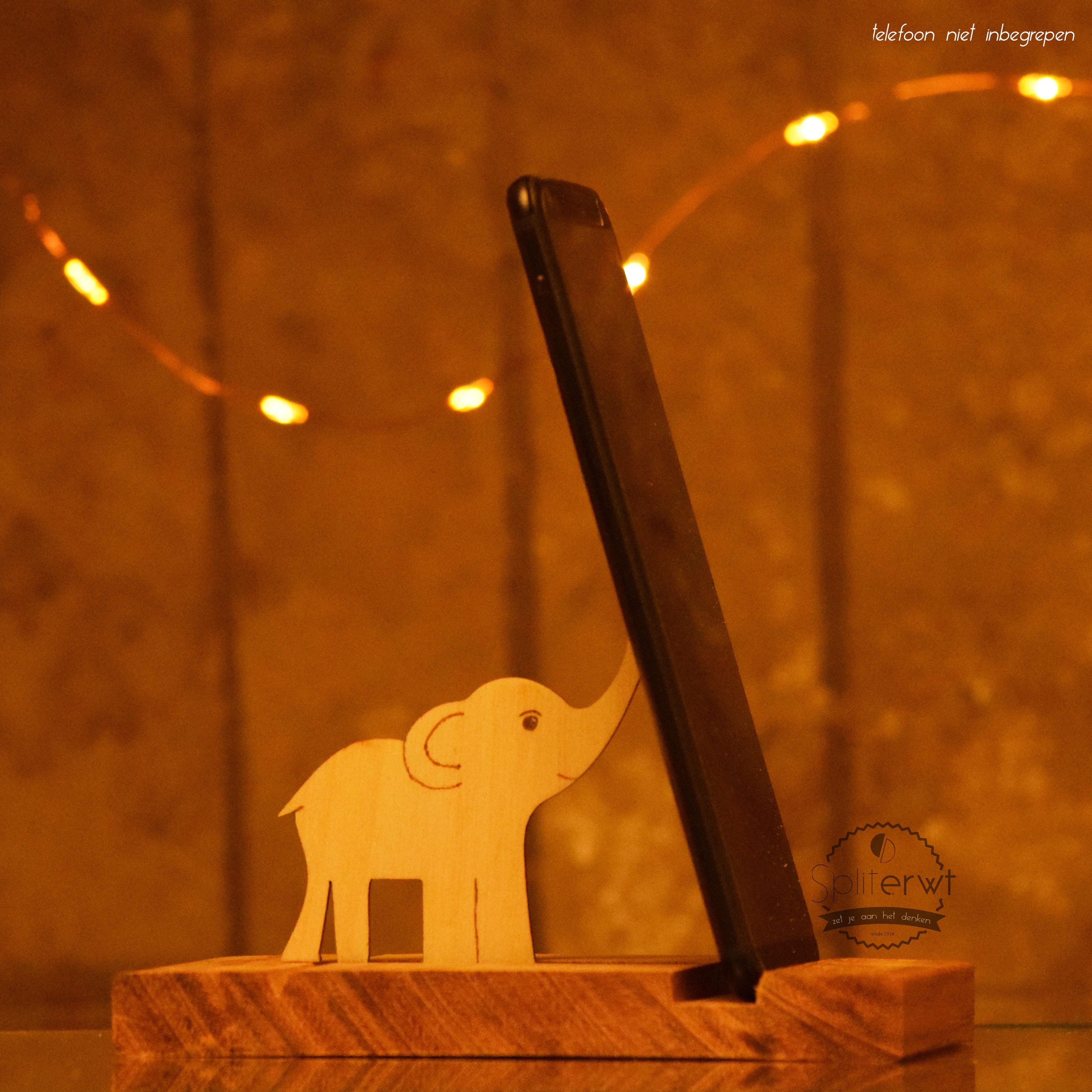 olifant houder